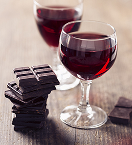 wine and chocolate 264
